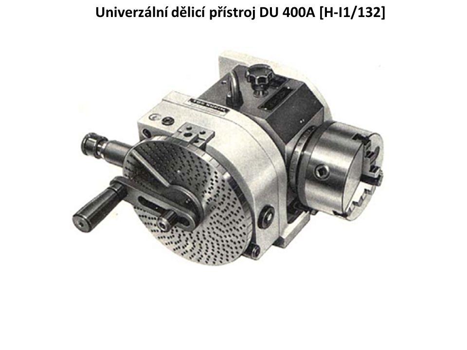 Univerzální dělicí přístroj DU 400A [H-I1/132]
